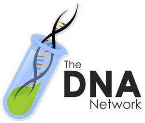 Logo de la red DNA