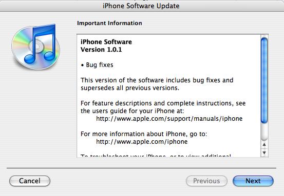 iphonesoftwareupdate