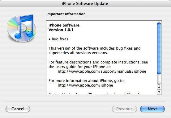 iphonesoftwareupdate