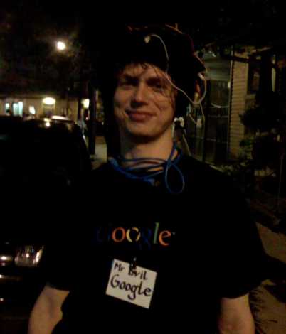 Mr. Evil Google