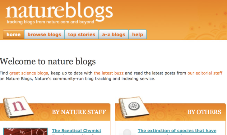 natureblogs